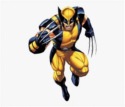 Wolverine Marvel Comics Clipart Transparent Clip Suit