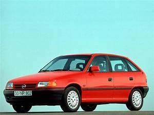Opel Astra 5 Doors - 1991  1992  1993  1994