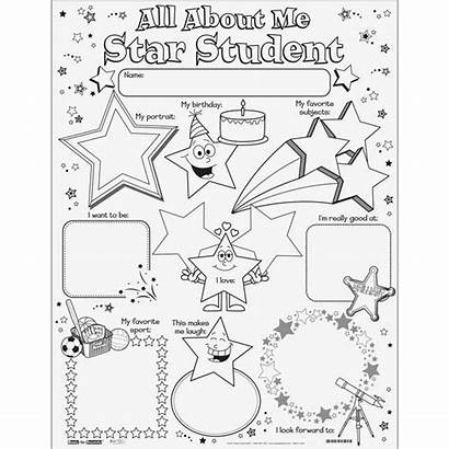 Star Student Posters Ready Decorate Poster Printable