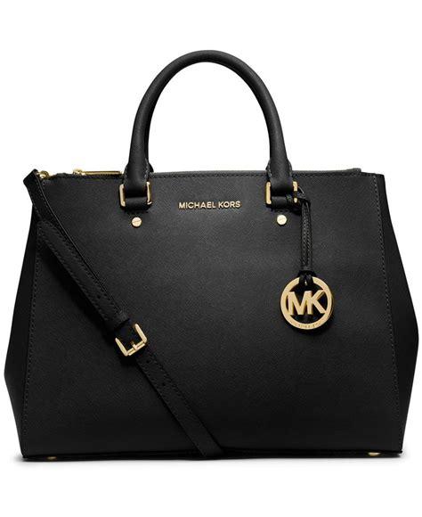 michael michael kors sutton large satchel designer handbags handbags accessories macys