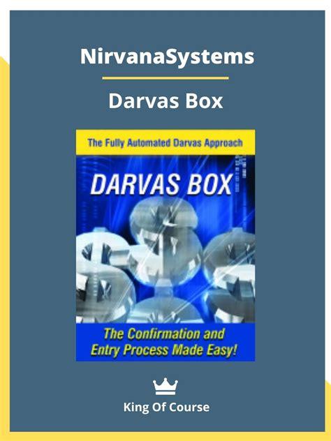 Nirvanasystems - Darvas Box   KINGOFCOURSE - Best Discount ...