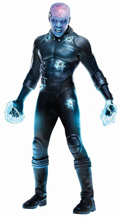 Spider Electro Jamie Foxx Spiderman Marvel Wiki
