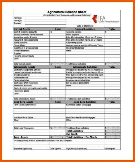 checking account balance sheet template sampletemplatess