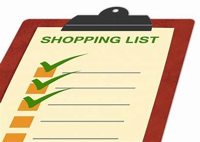 Shopping Meal Planning