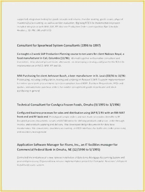 collection   experience resume
