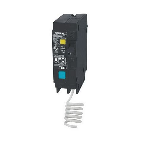 Siemens Qaf Arc Fault Circuit Breaker Amp Volt