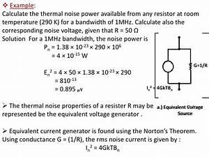 ktb noise floor meze blog With noise floor calculator