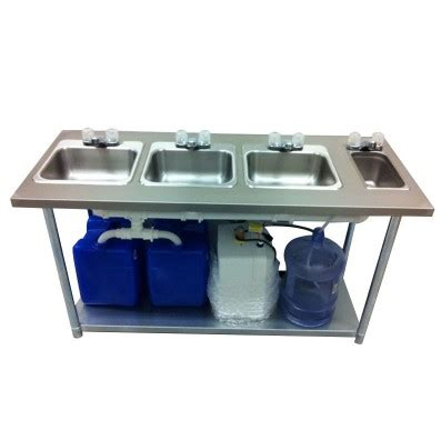 portable sink depot portable sink stainless steel 4