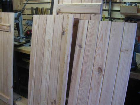 pentures pour volets bois r 233 alisation de volets bois