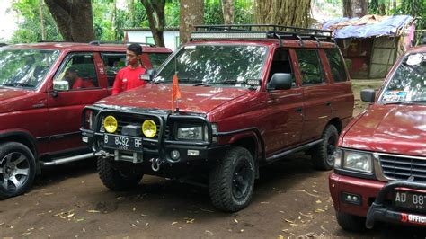 Modifikasi Isuzu Panther by Kumpulan 74 Modifikasi Mobil Isuzu Panther Up Terbaru