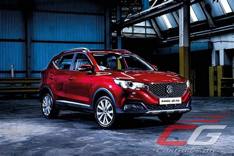 Brand New Car Price Philippines by Mg Philippines Launches 2018 Mg Zs Philippine Car News