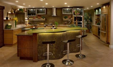 18 Amazing Kitchen Bar Design Ideas   Style Motivation