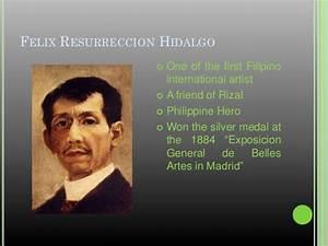 Luna and Hidalgo's triumph (Rizal)