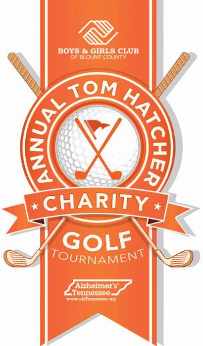 Charity Tom Hatcher Letter Golf Tournament