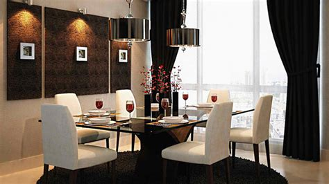 20 Gorgeous Black And White Dining Areas For Your Home
