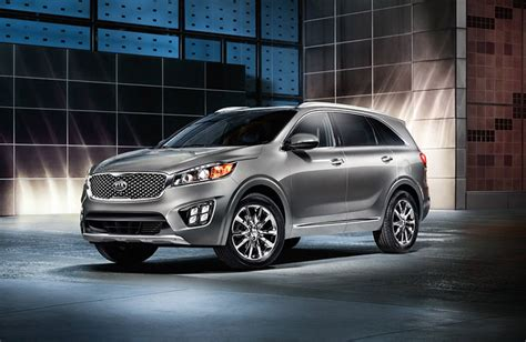 2017 Kia Sorento Drive Mode Select