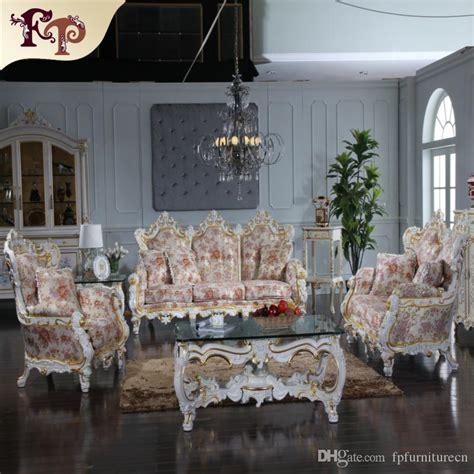 royalty classic sofa set rococo style classic living