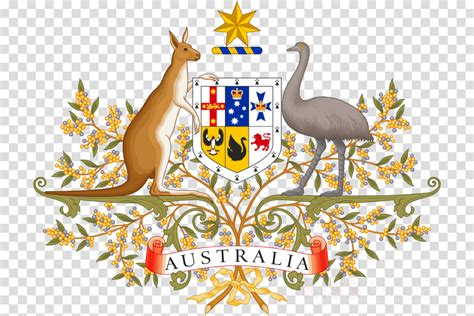 library  australian government images clipart black