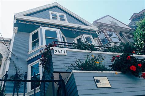 maison bleue san francisco 3 jours 224 san francisco les incontournables 224 visiter