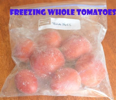 can you freeze tomatoes freezing whole tomatoes for super quick marinara sauce healthy ideas for kids