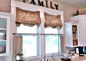 themed curtain rods what a difference kitchen curtains make modernize