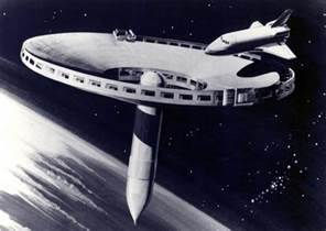 Space Station Concept Art - Pics about space