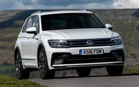 volkswagen tiguan   uk wallpapers  hd