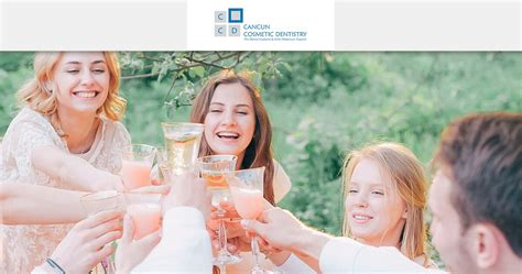 These bits will usually work their way out on their own, or can be flicked out easily. Tips to prevent teeth decay from drinking! - Cancun Cosmetic Dentistry