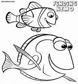 Nemo Dory Coloring Finding Pages Colouring Printable Disney Marlin Outline Template Clipart Drawing Sheets Jawar Cartoon Clip Awesome Getcolorings Popular sketch template