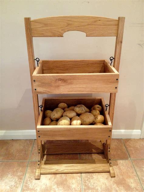 beautiful handmade vegetable rack inspired   vegetable