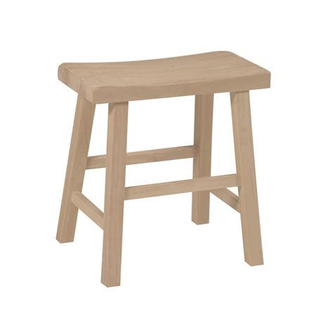 saddle bar stool and counter stool