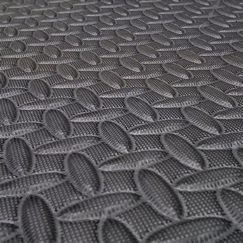 floor mats interlocking eva soft foam interlocking floor mats exercise gym kids play mat garage office ebay