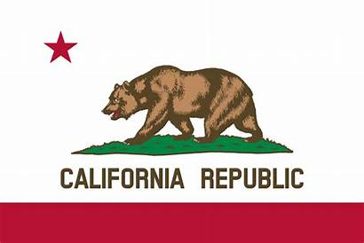 California State Flag Flags Capital Constitution