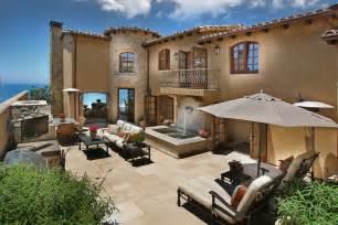 mediterranean style mansions mediterranean style front home in laguna idesignarch interior design