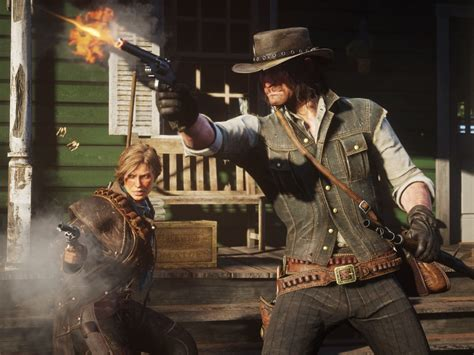 Red Dead Redemption 2 Early Impressions A Game Too Big