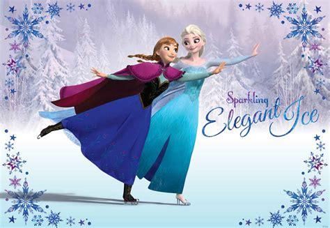 Disney Frozen Elsa Olaf Anna Wall Mural Photo Wallpaper Fz
