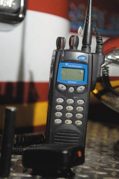 New radio feature may save firefighters' lives   The ...