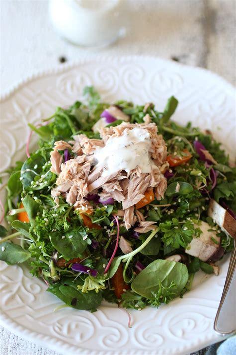 simple tuna salad recipe lunch  easy stephanie dodier
