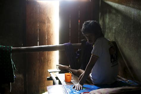 indonesia shocking   disabled  mentally ill