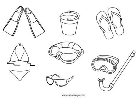 spiaggia disegni estate colorati tutto disegni page 69 of 228 disegni da colorare