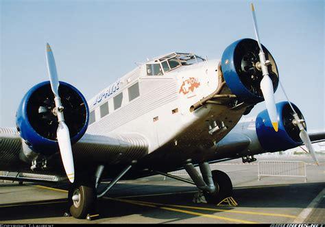 Junkers Ju-52/3mg4e - Ju-Air | Aviation Photo #5516479 ...