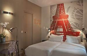 Tour Eiffel Deco : d co chambre tour eiffel ~ Teatrodelosmanantiales.com Idées de Décoration