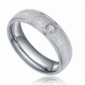 2016 top quality engagement wedding band for women With women s stainless steel wedding rings