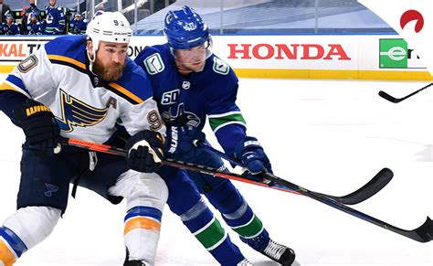 St. Louis Blues vs Vancouver Canucks Betting Preview ...