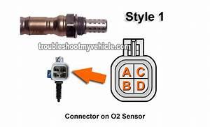 2003 Chevy Tahoe O2 Sensor Wiring Diagram