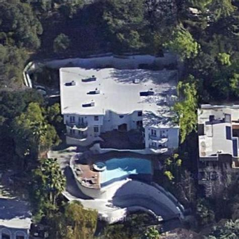 mac millers house   los angeles ca google maps virtual globetrotting