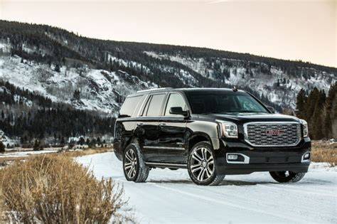 2018 Gmc Yukon Denali 10 Speed Review  Gm Authority