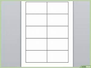 Cómo hacer tarjetas de presentación en Microsoft Word