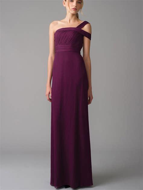 bridesmaids dress new fashion of chiffon bridesmaid dresses