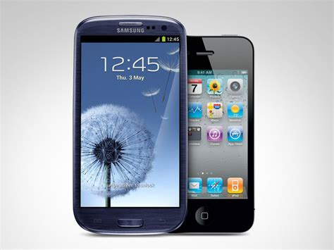 iphone or galaxy samsung galaxy s iii vs apple iphone 4s spec shootout